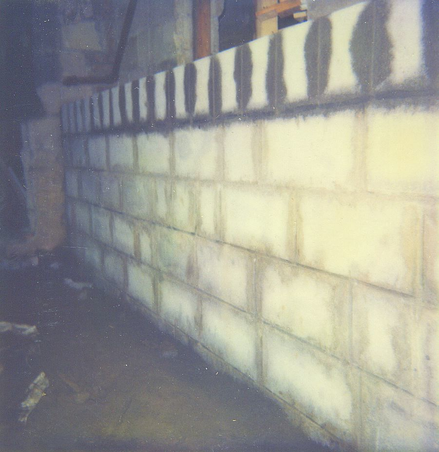 Support & Foundation Walls